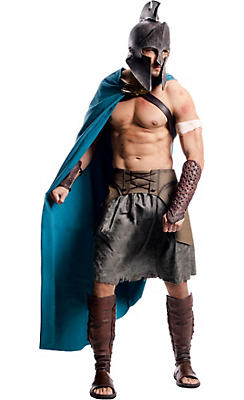 Adult Themistocles Costume Deluxe - 300: Rise of an Empire