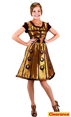 Adult Dalek Costume - Doctor Who