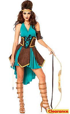 Adult Celtic Warrior Costume