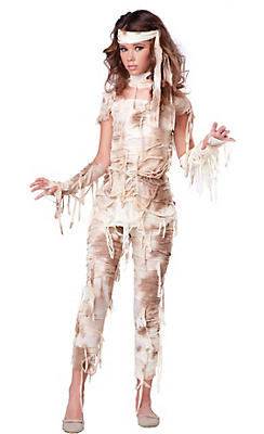 Teen Girls Mystical Mummy Costume