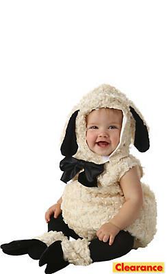 Baby Vintage Lamb Costume