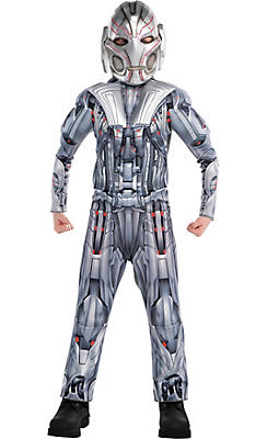 Little Boys Ultron Muscle Costume - Avengers: Age of Ultron