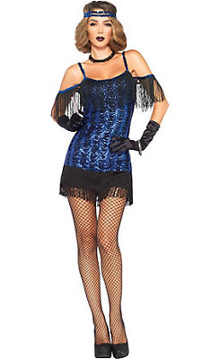 Adult Gatsby Flapper Costume
