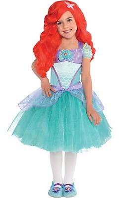 Toddler Girls Disney Princess Costumes - Party City