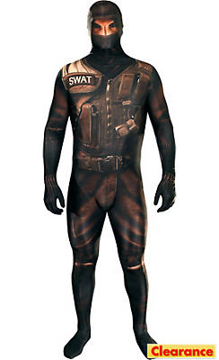Boys SWAT Morphsuit