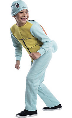Boys Squirtle Costume - Pokemon