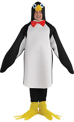 Adult Penguin Pal Costume Plus Size