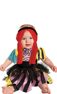 Baby Sally Costume Prestige - The Nightmare Before Christmas