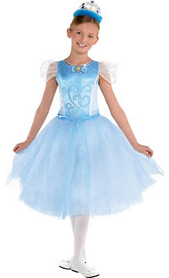 Girls Cinderella Costume Premier
