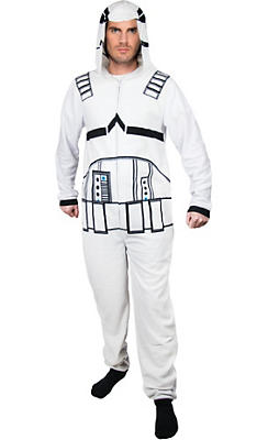 Storm Trooper One-Piece Costume - Star Wars