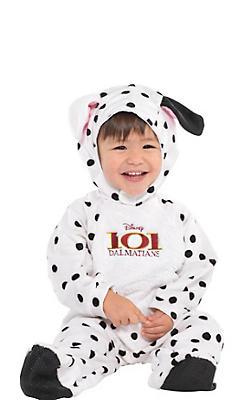 Baby Patch Dalmatian Costume - 101 Dalmatians