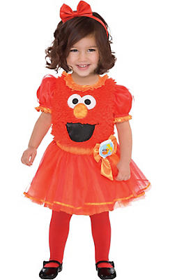 Baby Elmo Tutu Dress - Sesame Street