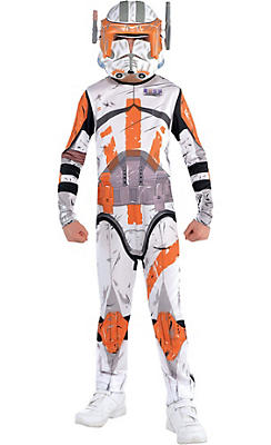 Boys Commander Cody Costume - Star Wars