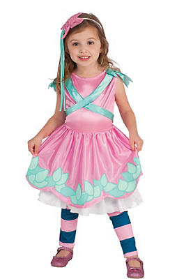 Toddler Girls Posie Costume - Little Charmers