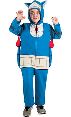 Boys Robonyan One Piece Costume - Yo-Kai Watch