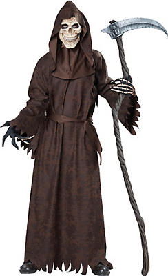 Adult Brown Grim Reaper Costume