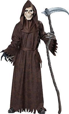 Adult Brown Grim Reaper Costume
