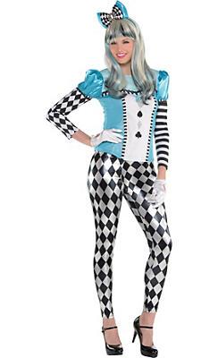 Adult Alice in Wonderland Costume Deluxe