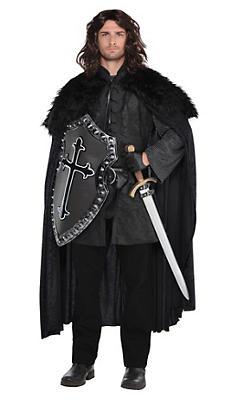 Adult Renaissance Warrior Costume Premier
