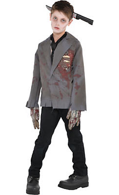 Zombie costumes for kids adults zombie costume ideas for 9 year old boy halloween costume ideas
