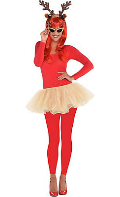 Christmas Costumes & Outfits - Snowman & Reindeer Costumes ...