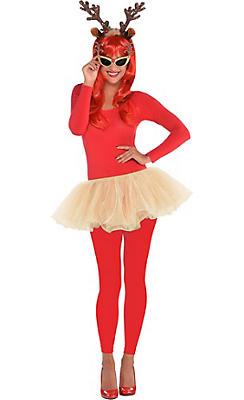 Adult Rudolph Reindeer Costume