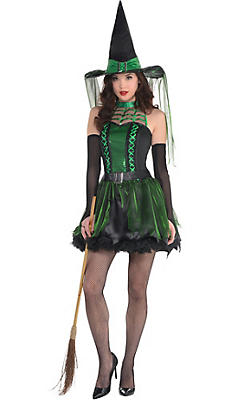Halloween Witch Costumes for Women  Sexy Witch Costume Ideas