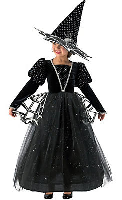 quick shop girls diamond witch costume online only - Witch Halloween Costumes For Girls