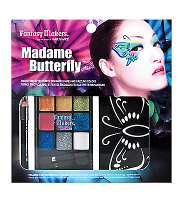 Madame Butterfly Makeup Kit