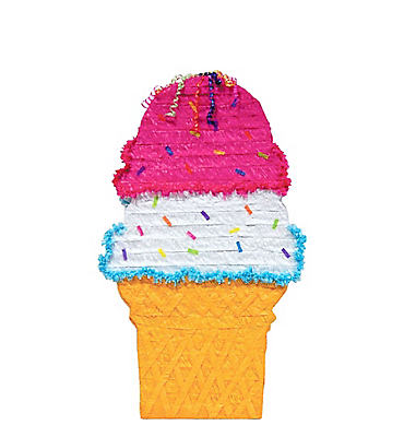 Giant Ice Cream Cone Pinata