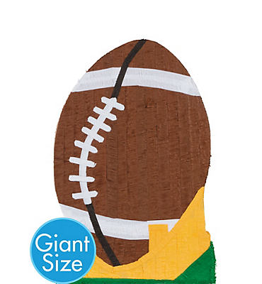 Giant Football Pinata