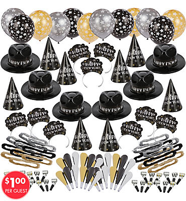 Ballroom Bash New Years <span class=messagesale><br><b>Party Kit For 200</b></br></span>