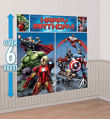 Avengers Scene Setter