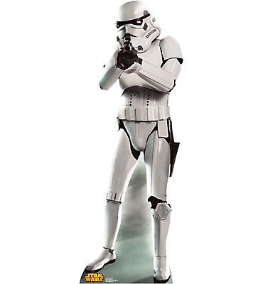 Stormtrooper Life-Size Cardboard Cutout - Star Wars