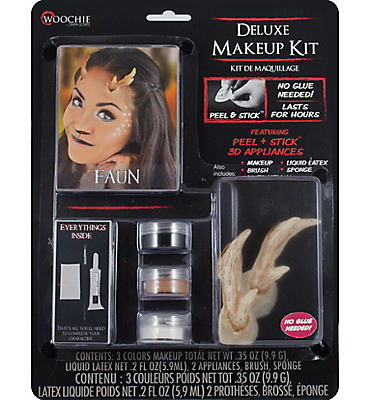 Halloween Makeup Kits & Face Paint - Party City