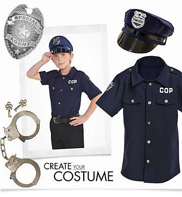 Boys' Cop