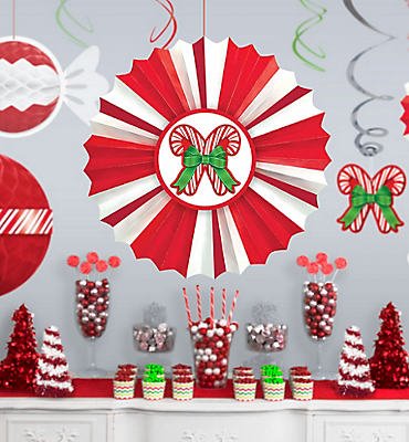 Candy Cane Theme Party