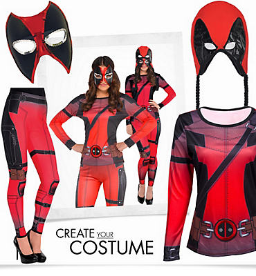 Women's Deadpool