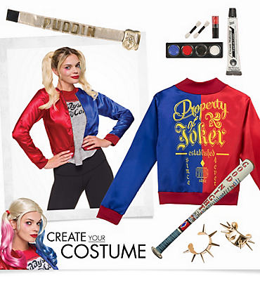 Women's Harley Quinn  - Suicide Squad