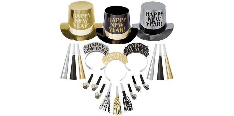 Kit For 100 - Opulent Affair New Year's Party Kit