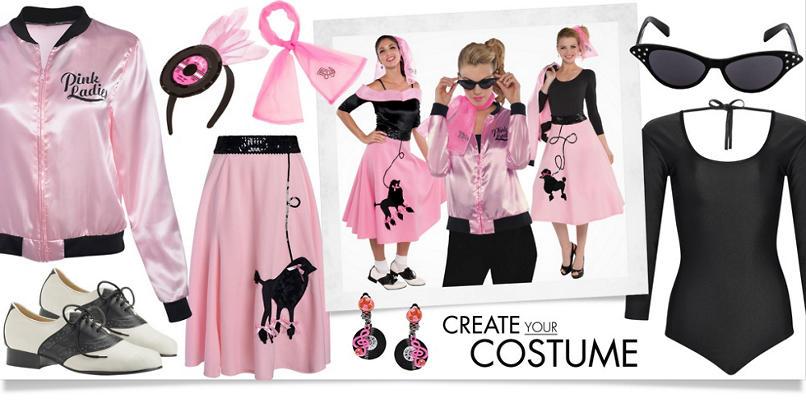 Women's Pink Lady