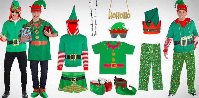 Men's Elf