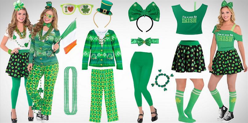 Women's Cute & Sweet St. Patrick's Day Wearables