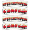 Fire Engine Fun Tattoos 24ct
