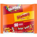 Skittles Variety Bag 90ct