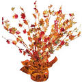Fall Leaves Spray Centerpiece 18in