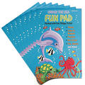 Under the Sea Fun Pads 8ct