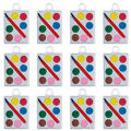 Watercolor Paint Sets 12ct