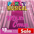 Tribute to Miley Cyrus Music CD