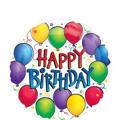 Happy Birthday Balloon - Fun